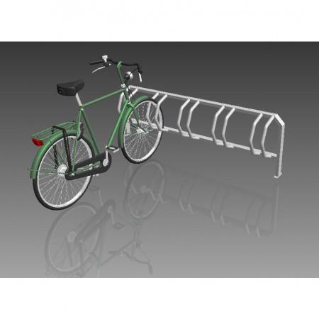 Rastel biciclete fara talpa