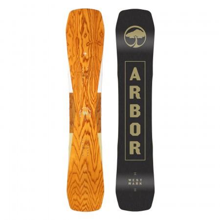 Placa Snowboard Unisex Arbor Westmark Rocker 21/22