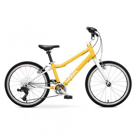 Bicicleta pentru copii Woom 4 Galben