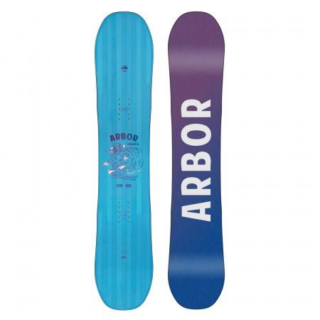 Placa Snowboard Copii Arbor Cheater 21/22